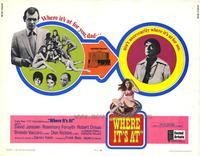 Where Its At - 11 x 14 Movie Poster - Style A