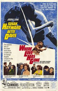 Where Love Has Gone - 11 x 17 Movie Poster - Style A