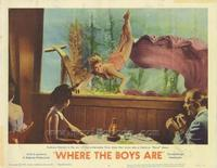 Where the Boys Are - 11 x 14 Movie Poster - Style F