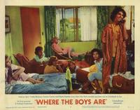 Where the Boys Are - 11 x 14 Movie Poster - Style G
