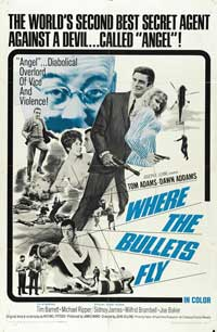 Where the Bullets Fly - 11 x 17 Movie Poster - Style A