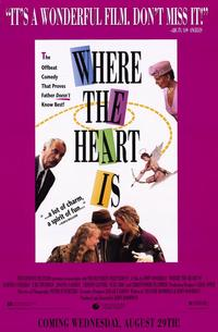 Where the Heart Is - 11 x 17 Movie Poster - Style B