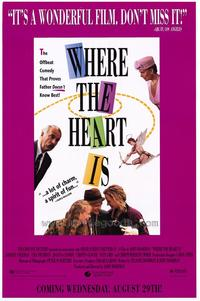 Where the Heart Is - 27 x 40 Movie Poster - Style B