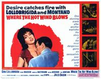 Where the Hot Wind Blows - 11 x 14 Movie Poster - Style A