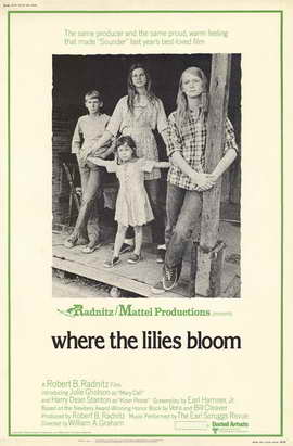 Where the Lilies Bloom - 11 x 17 Movie Poster - Style A