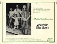 Where the Lilies Bloom - 11 x 14 Movie Poster - Style A