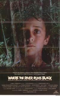 Where the River Runs Black - 11 x 17 Movie Poster - Style A