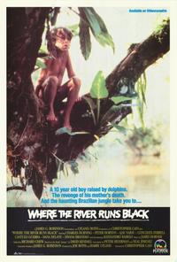 Where the River Runs Black - 27 x 40 Movie Poster - Style B