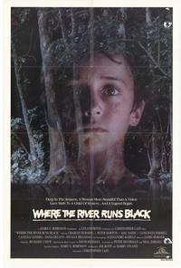 Where the River Runs Black - 27 x 40 Movie Poster - Style A