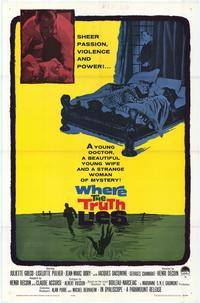 Where the Truth Lies - 11 x 17 Movie Poster - Style A