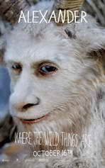 Where the Wild Things Are - 11 x 17 Movie Poster - Paul Dano [Alexander]