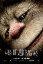 Where the Wild Things Are - 11 x 17 Movie Poster - Style C