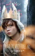 Where the Wild Things Are - 27 x 40 Movie Poster - Max Records [Max]