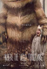 Where the Wild Things Are - 11 x 17 Movie Poster - Style A
