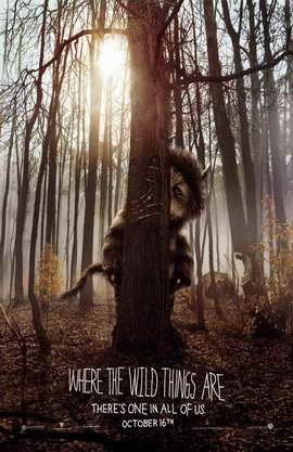 Where the Wild Things Are - 11 x 17 Movie Poster - Style B