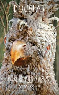 Where the Wild Things Are - 11 x 17 Movie Poster - Chris Cooper [Douglas]