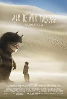 Where the Wild Things Are - 11 x 17 Movie Poster - Style D