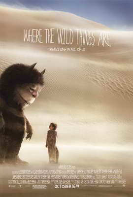 Where the Wild Things Are - 27 x 40 Movie Poster - Style B