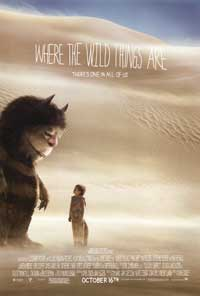 Where the Wild Things Are - 43 x 62 Movie Poster - Bus Shelter Style B