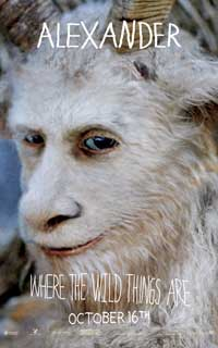 Where the Wild Things Are - 27 x 40 Movie Poster - Paul Dano [Alexander]
