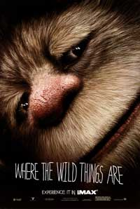 Where the Wild Things Are - 43 x 62 Movie Poster - Bus Shelter Style C