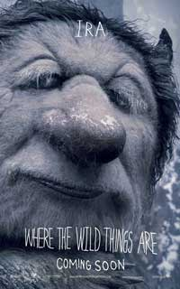 Where the Wild Things Are - 11 x 17 Movie Poster - UK Style B