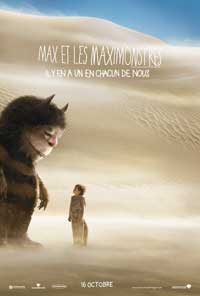 Where the Wild Things Are - 11 x 17 Movie Poster - French Style B