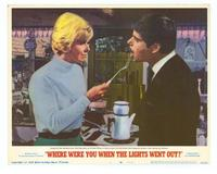 Where Were You When the Lights Went Out? - 11 x 14 Movie Poster - Style A