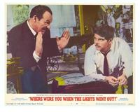 Where Were You When the Lights Went Out? - 11 x 14 Movie Poster - Style E