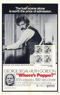 Wheres Poppa? - 11 x 17 Movie Poster - Style A