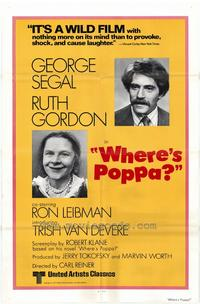 Wheres Poppa? - 27 x 40 Movie Poster - Style B