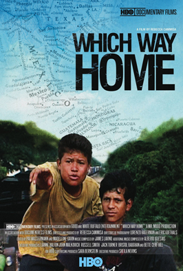 Which Way Home - 11 x 17 Movie Poster - Style A