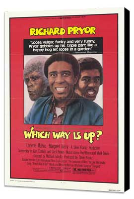 Which Way Is Up? - 27 x 40 Movie Poster - Style A - Museum Wrapped Canvas