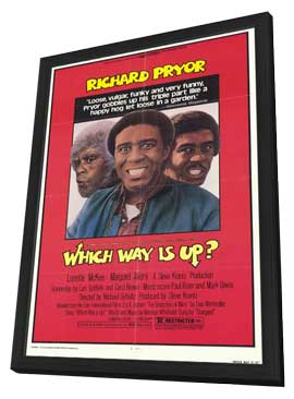 Which Way Is Up? - 11 x 17 Movie Poster - Style A - in Deluxe Wood Frame