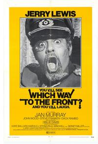 Which Way to the Front? - 11 x 17 Movie Poster - Style A