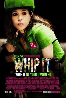 Whip It - 11 x 17 Movie Poster - Style A