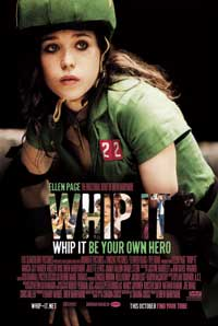 Whip It - 43 x 62 Movie Poster - Bus Shelter Style A