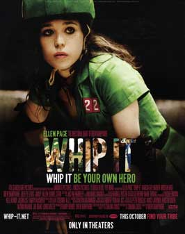 Whip It - 11 x 17 Movie Poster - Style B