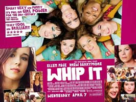 Whip It - 11 x 17 Movie Poster - UK Style A
