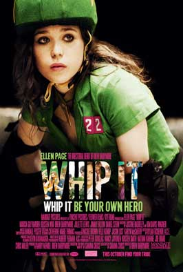 Whip It - 11 x 17 Movie Poster - UK Style B
