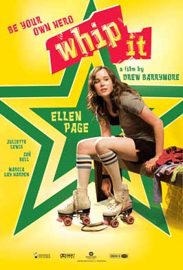 Whip It - 27 x 40 Movie Poster - Style B