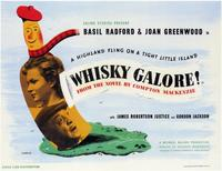 Whiskey Galore - 11 x 17 Poster - Foreign - Style A
