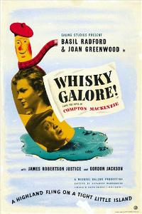 Whisky Galore! - 27 x 40 Movie Poster - UK Style A
