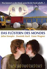 Whispering Moon - 11 x 17 Movie Poster - German Style A