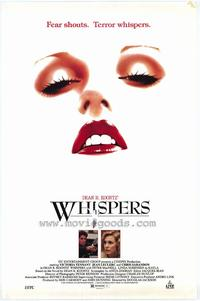 Whispers - 11 x 17 Movie Poster - Style A