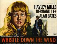 Whistle down the Wind - 11 x 14 Movie Poster - Style A