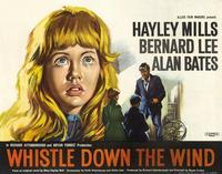 Whistle down the Wind - 22 x 28 Movie Poster - Half Sheet Style A