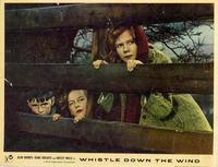 Whistle down the Wind - 11 x 14 Movie Poster - Style C