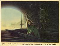 Whistle down the Wind - 11 x 14 Movie Poster - Style E