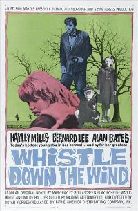 Whistle down the Wind - 11 x 17 Movie Poster - Style B
